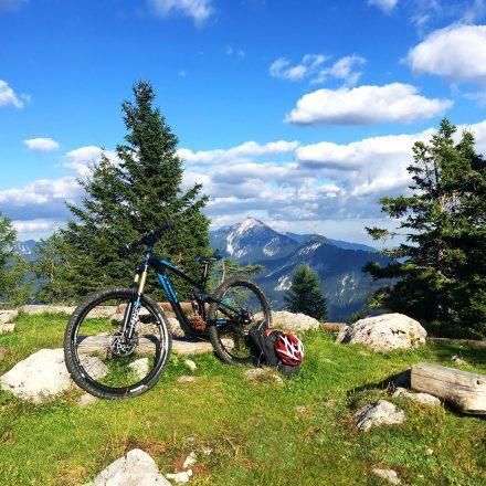 slovenia mountain biking camp
