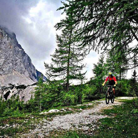 mountain biking trans slovenia
