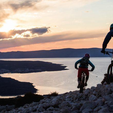 mountain biking croatia south tour